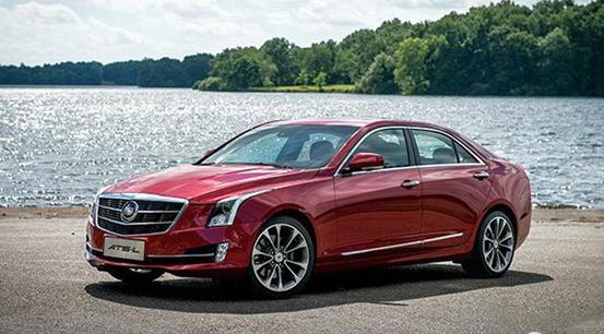 凯迪拉克ATS-L现金优惠9.2万元 现车有售