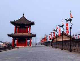 万博官方网站链接城墙景区 中国现存最完整的一座古代城垣建筑