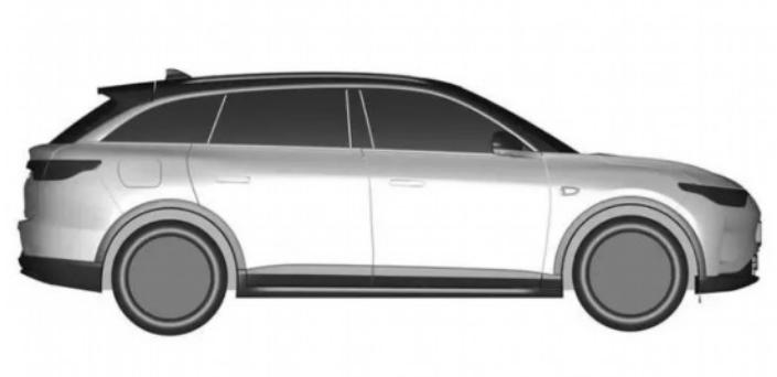 零跑首款SUV专利图曝光 续航不低于500公里
